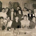Atsugi Japan 1969 Enlisted club