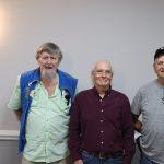 Don Moody, Bob Defrees, Rich Shelton