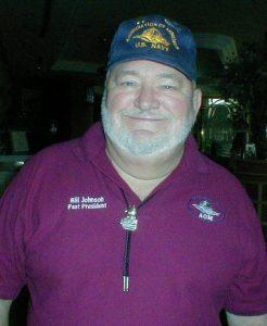 William 'Bill' Johnson 2004-07