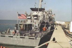 USS Shrike (MSC-62)