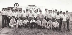 MOMAG Unit 5 1985